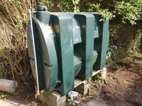 Oil tank 1200ltr slim FREE
