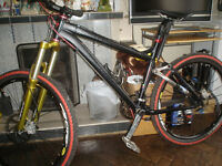 specialised s works mountain bike