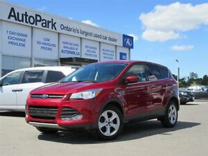 2015 Ford Escape SE FWD|B.up Camera|Heated Seats|Bluetooth|Alloy