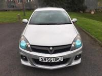 VAUXHALL ASTRA 2.0 TURBO VXR 2006 56 REG 3 DOOR HATCHBACK BIG SPEC
