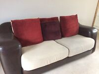 3 Couch and 2 Seater Sofa