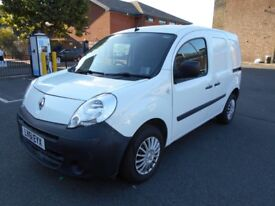 2011 RENAULT KANGOO 15DCI ML19 YEAR MOT EURO 5 LOW MILES BLUETOOTH SAT NAV VGC