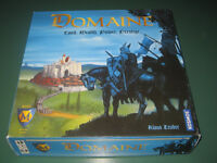 DOMAINE BOARD GAME 2 to 4 PLAYERS IN GREAT CONDITION