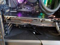 Asus GeForce GTX 1080 Strix - A8G - Video Card - GPU