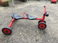 Winther Double Trike