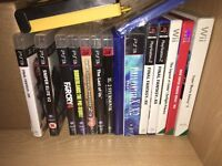 PS3 PS2 and Wii games/guides