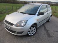 Ford Fiesta 1.2 Style Climate 2008 3 dr VGC with 11 months MOT.