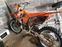 2005 ktm 250 2/