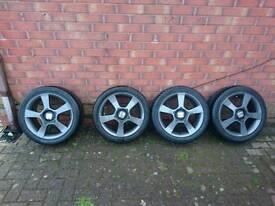 Audi,Seat,Skoda, Vw alloys 5x112 16''