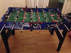 Football table 30.00 Ono