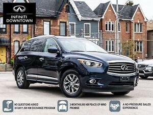 2015 Infiniti QX60 Premium & Driver Assistance Package *No Accid