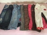 Girl trousers 2-3 years