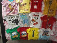 Boys clothes 4-5yrs 5-6yrs