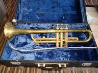 B&M vintage trumpet