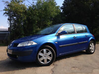 Renault Megane For Sale - 1.5L Diesel LOW miles, PART EX TO CLEAR! £500