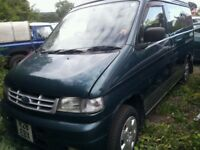 Ford Freeda 7 seats NO MOT spare or repairs
