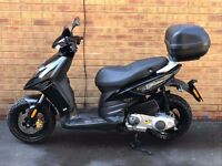 Piaggio TYPHOON 125 125cc *IMMACULATE, FSH & LOW MILES*