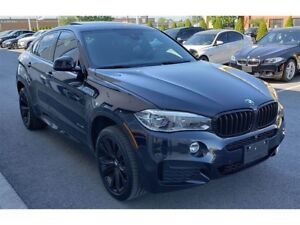 2015 BMW X6 xDrive35i M sport pkg! loaded!