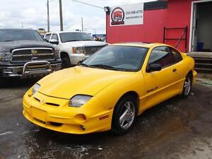 2002 PONTIAC SUNFIRE GT COUPE