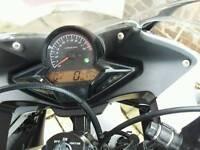 Honda CBR125R 2012
