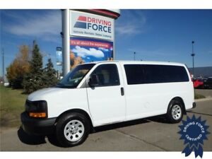 2014 Chevrolet Express 8 Passenger LS (2 - 3 - 3 Seating Config)