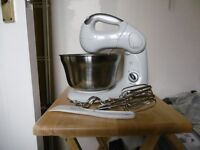 Breville compact food mixer