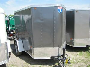 2015 Interstate 5x8 Cargo Trailer