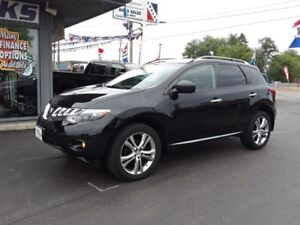 2010 Nissan Murano LE W/DVD BEAUTIFUL CONDITION !!!