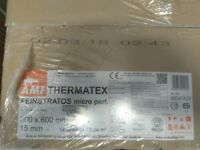 AMF THERMATEX VT-24 FINE STRATOS CEILING TILES