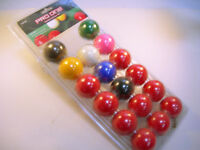 Pro One Snooker Ball Set Sealed Pack (WH_0857)