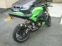 Kawasaki zx10r Street bike