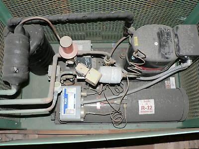 Hupp Refrigeration Unit Compressor Model Sh150-2