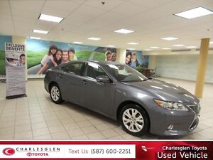 2013 Lexus ES 350 Sedan Luxury Package