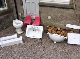 Sanitan period toilet fittings