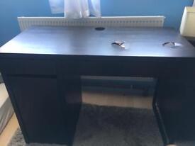 Free Black Desk
