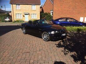 BMW M3 E46 convertible