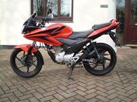 honda cbf 125 2012 motorcycle