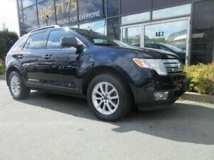 2010 Ford Edge SEL AWD W/ ALLOYS HEATED FRONT SEATS DUAL CLIMATE