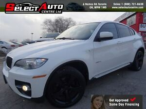 2011 BMW X6 xDrive35i*CLEAN CARPROOF*