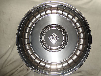 """Cadillac Fleetwood RWD 15"""" Hubcaps Brand New Set of 4 Wheel Covers"""