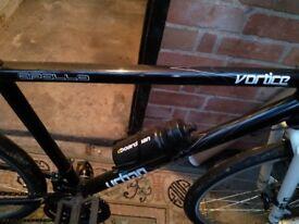 Halfords Apollo Men Mountain Bike + Lock