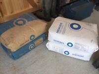 Cement 4 x 25kg bags