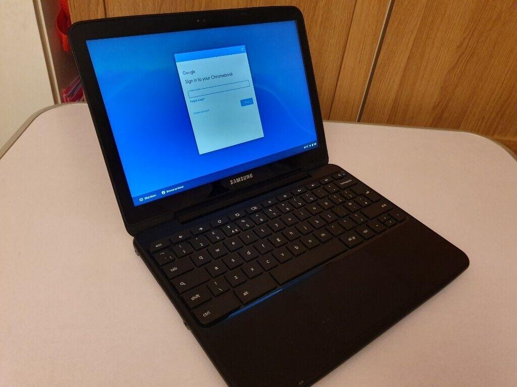 Samsung XE500C 12 1 Chromebook With Sim Card Slot   in Walthamstow, London    Gumtree