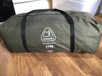 4 person eurohike kelmarsh tent
