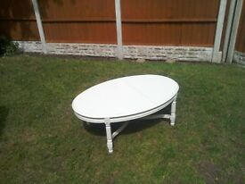 White table 44 inch by 30 inch, need another white touch up