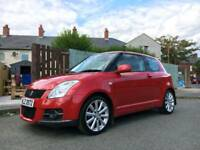 SOLD SOLD SOLD 2008 Suzuki Swift Sport - Low mileage clean example (Not Corsa,Clio,Golf)