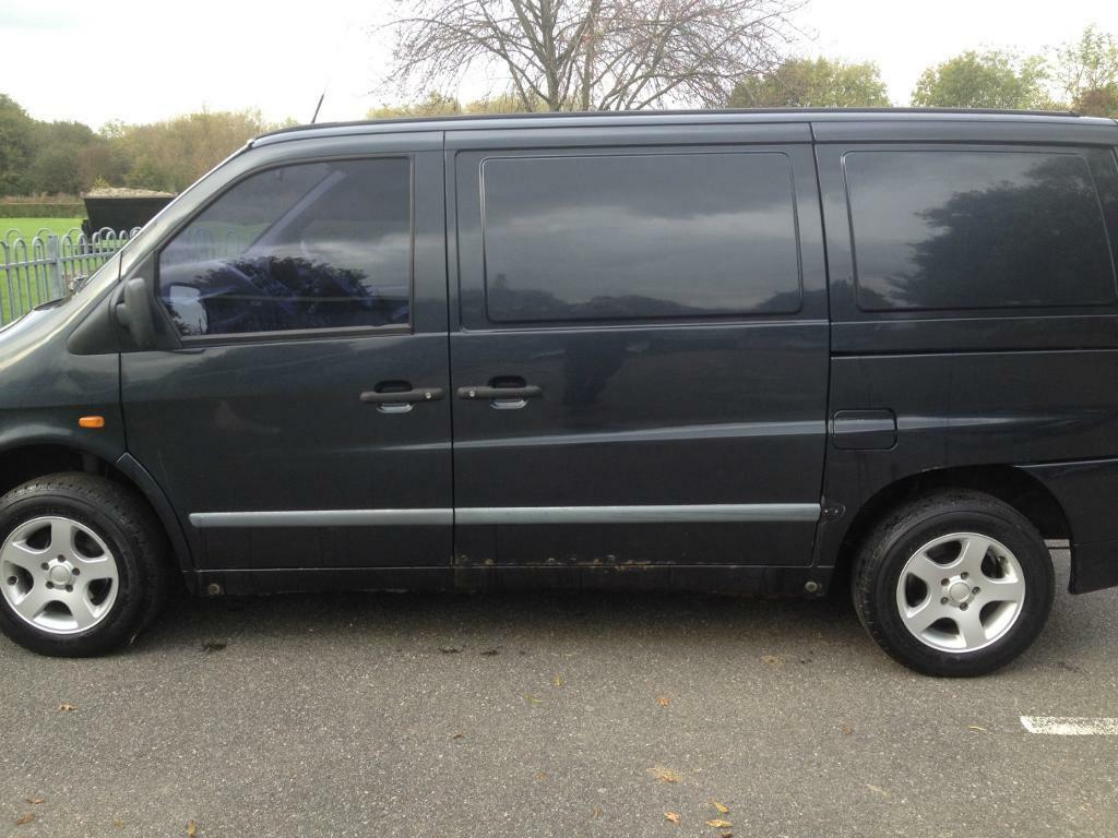mercedes vito 110 cdi in rochford essex gumtree. Black Bedroom Furniture Sets. Home Design Ideas