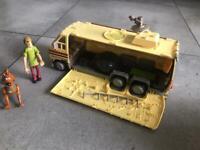 Scooby Doo Track & figurines