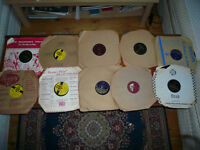 Selection (24) of 78rpm records