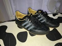 Adidas jeans trainers uk 7.5 very rare